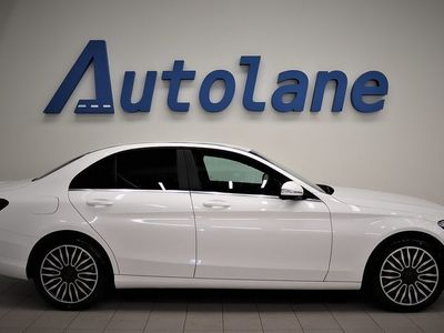 begagnad Mercedes C220 BlueTEC,7G-Tronic Plus,Drag,Eu6,170hk
