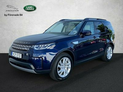 begagnad Land Rover Discovery HSE SDV6 306hk 7-sits / Leasebar