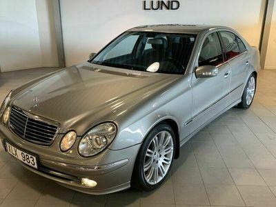 begagnad Mercedes E350 - Benz- SÅLD / AVANTGARDE / SPORT / 272hk