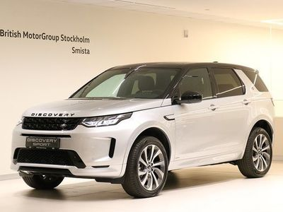begagnad Land Rover Discovery Sport D180 AWD R-Dynamic 2020, SUV 579 000 kr
