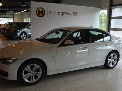 used BMW 318 d Sedan Model Sport