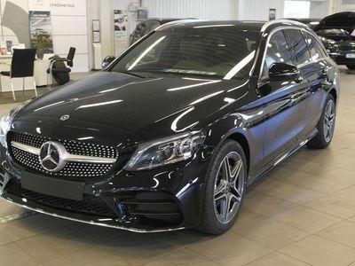 gebraucht Mercedes 220 C-KLASSD 4Matic Kombi/DEMO