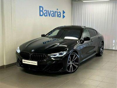 begagnad BMW 840 i xDrive Gran Coupe Coupé M-Sport Panorama Driv Ass Plus Nyp 1 080