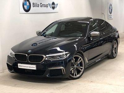 begagnad BMW M550 i xDrive Aut | Navi | Kupevärmare | Bowers & Wilkins | 462hk