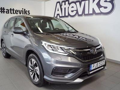 begagnad Honda CR-V 1.6 i-DTEC 120hk Dragkrok Bluetooth
