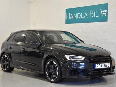 begagnad Audi S3 2.0 TFSI S-TRONIC B&O NAVI SV-SÅLD 300HK