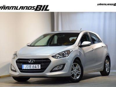 brugt Hyundai i30 1.6 D 5dr (110hk)