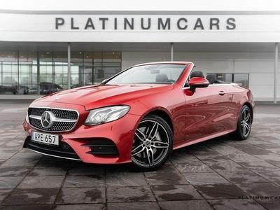 begagnad Mercedes 400 E-KlassCab 4M AMG Designo SV.SÅLD