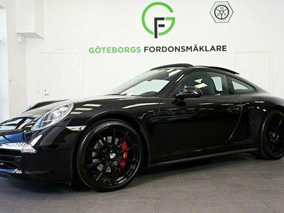 begagnad Porsche 911 Carrera 4S PDK / Panorama / 2101kr/månad