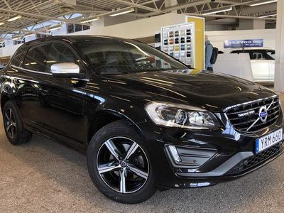 begagnad Volvo XC60 D4 Classic R-Design, ader, Parkeringssensor fram bak, on Call, Lastpaket, Klimatpaket 2017, SUV 309 500 kr