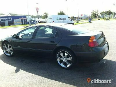 begagnad Chrysler 300