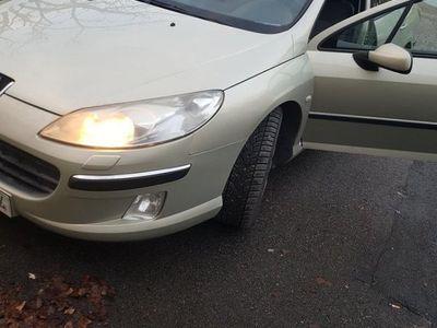 begagnad Peugeot 404