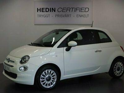 begagnad Fiat 500 LOUNGE HYBRID 1.0 2021, Halvkombi Pris 144 900 kr