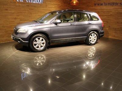 begagnad Honda CR-V 2.0 i-VTEC 4WD Aut/ Drag/ Motorvärmare
