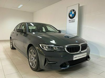begagnad BMW 330e Sedan Hybrid Sport / HiFi / Rattvärme