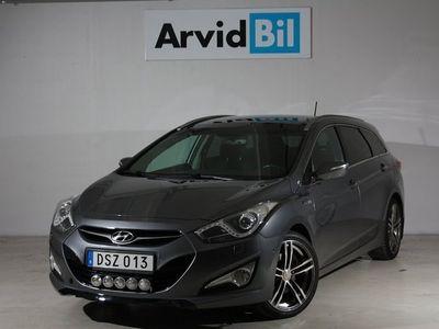begagnad Hyundai i40 cw 1.7 CRDi PREMIUM INFINITY