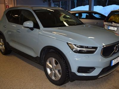 begagnad Volvo XC40 D3 AWD Geartronic Momentum Euro 6