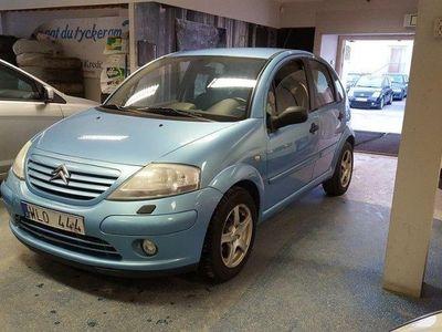 brugt Citroën C3 1.6 NY Besiktning
