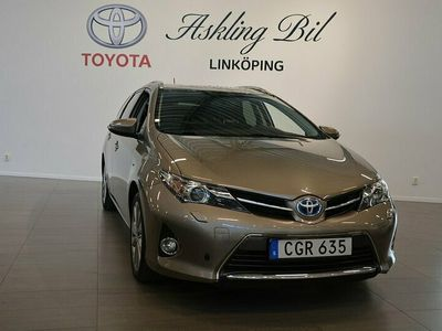 begagnad Toyota Auris 1.8 HYBRID TOURING SPORTS EDITION 50