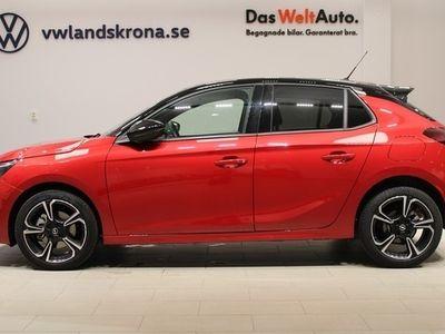 begagnad Opel Corsa 1.2 Turbo 130hk GSI Automat