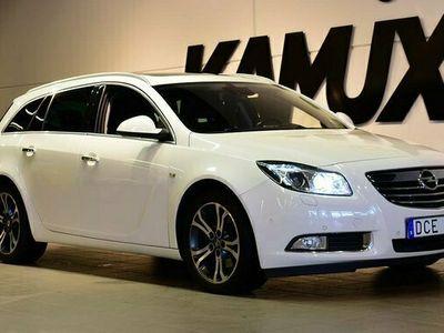 begagnad Opel Insignia 2.0 CDTI ecoFLEX Sport 160hk