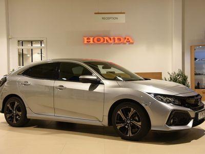 begagnad Honda Civic 1.0 Elegance Automat