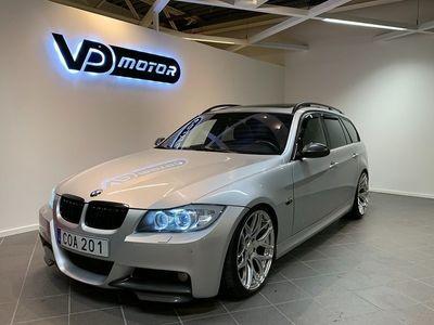 begagnad BMW 325 d Touring Aut M Sport Innovation * OBS SE UTR*