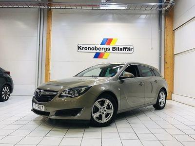 begagnad Opel Insignia Business Sports Tourer 2.0 CDTI ECOTEC MT6 2016, Personbil 229 700 kr
