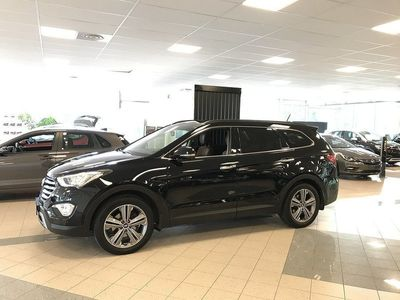 begagnad Hyundai Grand Santa Fe 2.2 CRDi 4WD 7-sits