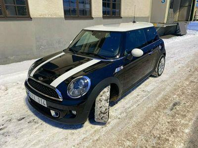 begagnad Mini Cooper S UKL-L