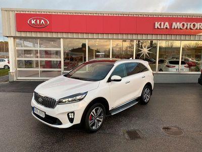 begagnad Kia Sorento 2,2 CRDI AWD AUT GT-LINE 7-SITS