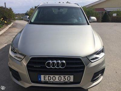used Audi Q3 Quattro Aut 2.0 TDI 184hk 5200m drag -15