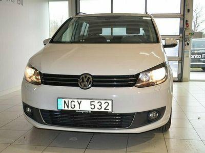 begagnad VW Touran 1.4 TSI 140hk 7-Sits Panorama