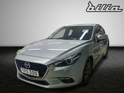 begagnad Mazda 3 3Sport 2,0 SkyActiv Vinterhjul 2018, Halvkombi Pris 178 500 kr