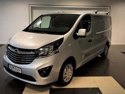 begagnad Opel Vivaro 1.6 CDTI BIturbo 120hk Dieselvärm -15