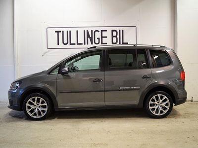 gebraucht VW Touran Cross 1.4 TSI DSG 7-sits 140 -15