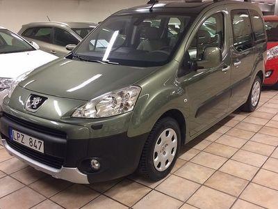 begagnad Peugeot Partner Tepee Partner Tepee1,6 HDI 2011, Kombi 94 900 kr