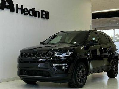 begagnad Jeep Compass S-MODEL PHEV 1,3 240HP 4WD *KAMPANJ*