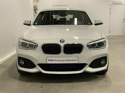 begagnad BMW 118 d xDrive 5d M-Sport LED PDC