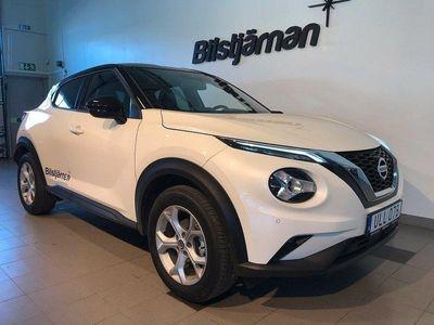 begagnad Nissan Juke DIG-T 117HP 7DCT N-CONNECTA TECH