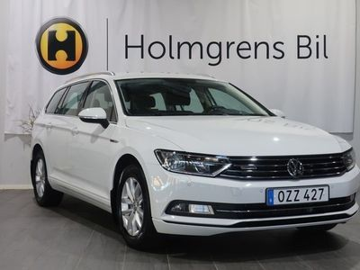 begagnad VW Passat 1.4 TSI Sportscombi 4Motion (150hk)