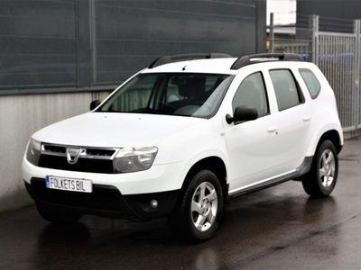 begagnad Dacia Duster 1.5 dCi 4x4 110hk Ac Drag -12