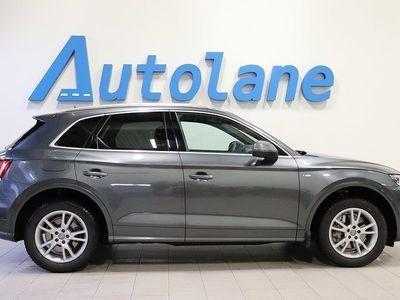 brugt Audi Q5 2.0 TDI Q,S-Line,Eu6,PRIVATLEASING