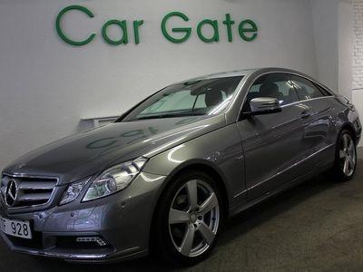 begagnad Mercedes 250 E-KlassCOUPE 204 HK AUT SV-SÅLD NYBES