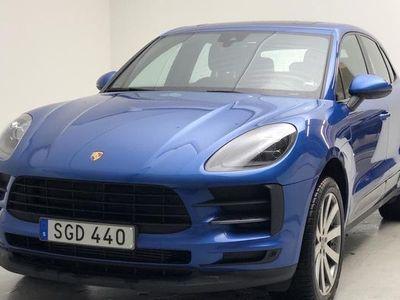 begagnad Porsche Macan 2019, SUV 599 000 kr