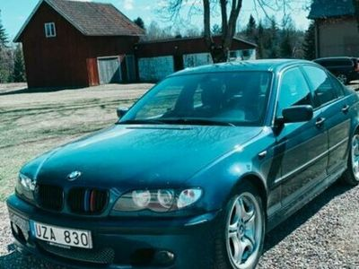 begagnad BMW 330 XI LIMOUSINE