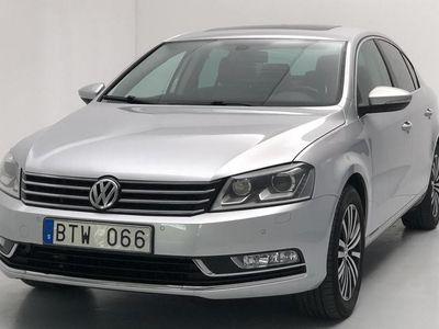 begagnad VW Passat 1.4 TSI EcoFuel