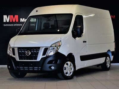 begagnad Nissan NV400 Working Star 2.3 dCi 145 Euro 6 -18