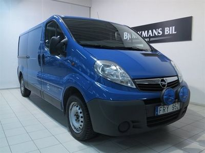 begagnad Opel Vivaro 2.0 CDTI (114hk) -12