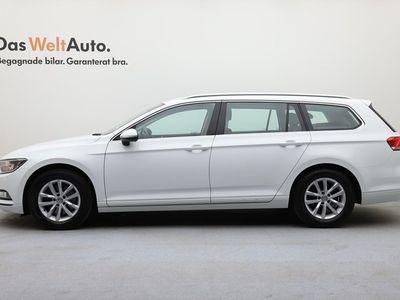 begagnad VW Passat Sportscombi TDI150/Drag